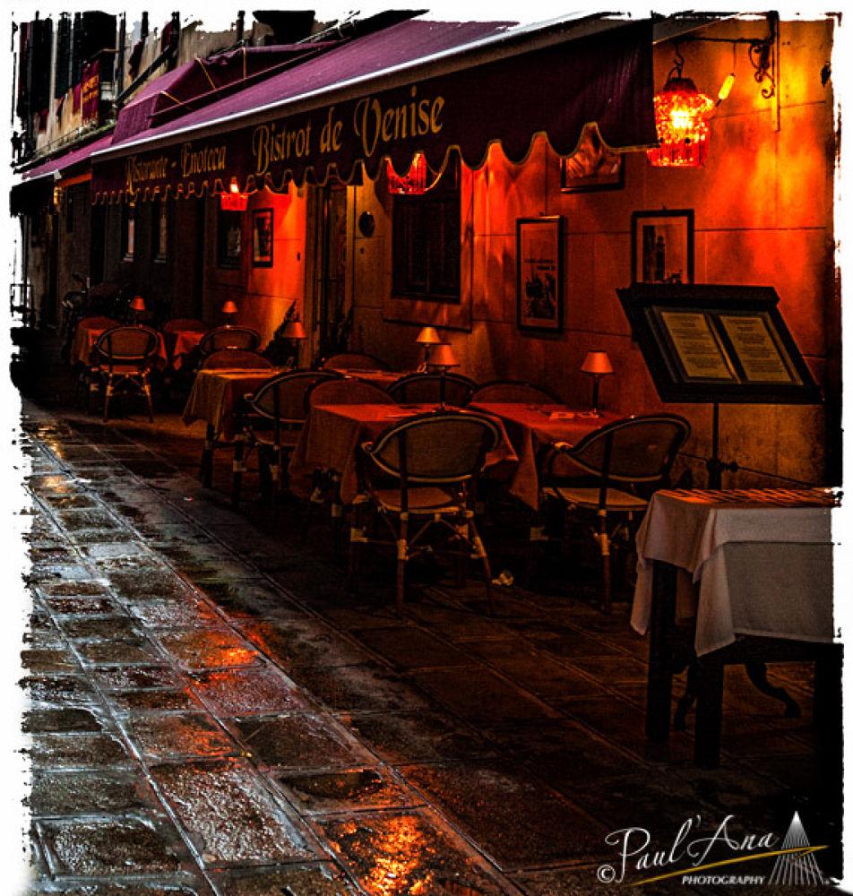 Dinner in Venezia by Paul'Ana
