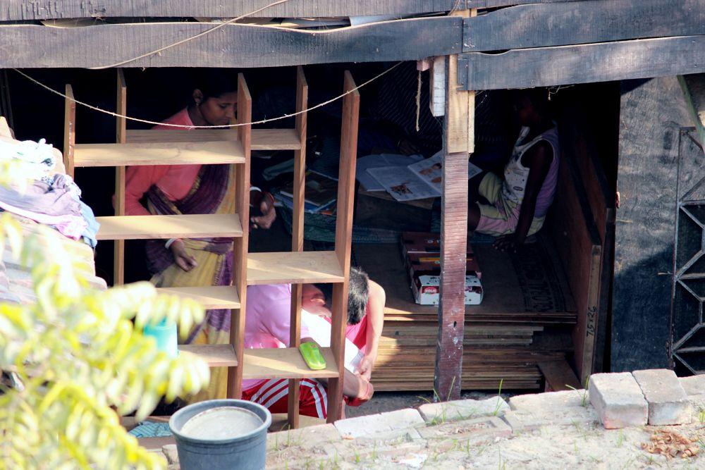 nest-home by Shuvarthy Chowdhury