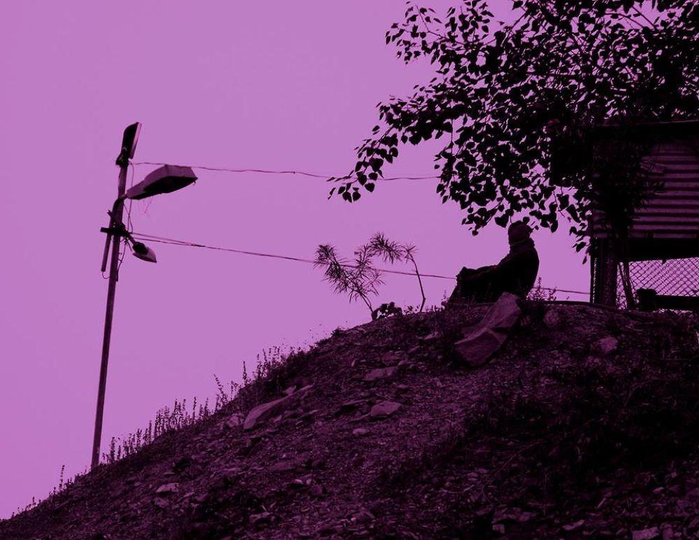 lonliness by Shuvarthy Chowdhury