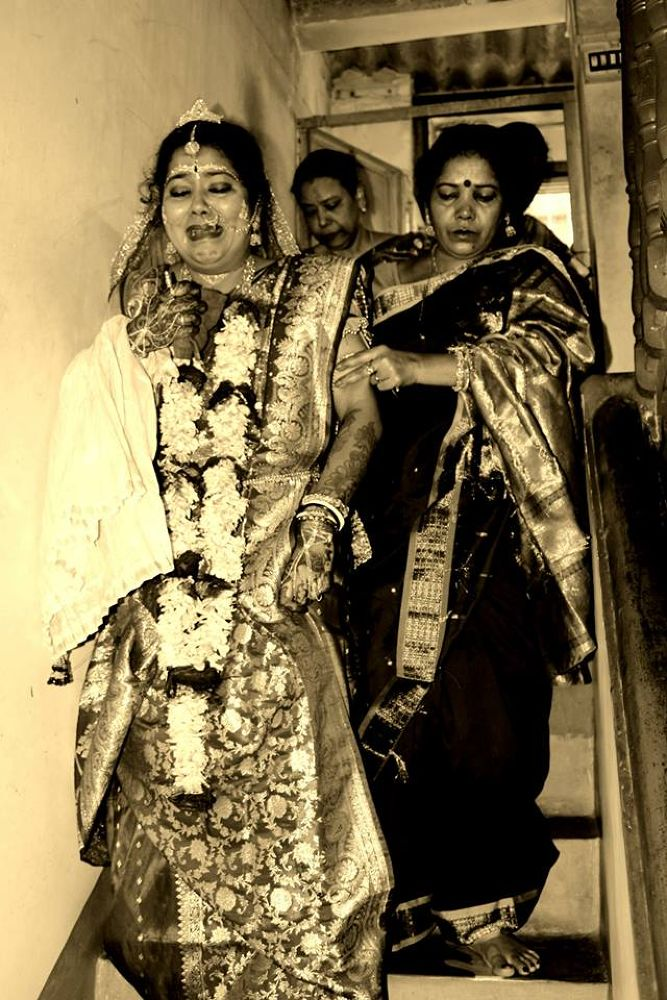 last stepping down with mom by Shuvarthy Chowdhury