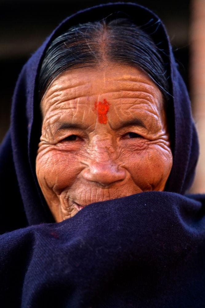 The Himalayan Lady   by Karl Abouzeid