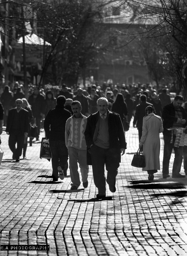 Bursa / HEYKEL by Emre Açıkgöz