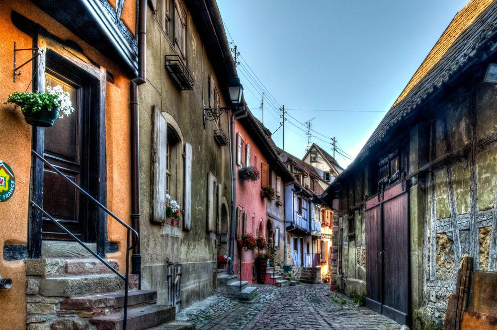 Eguisheim by Andrea Antonacci
