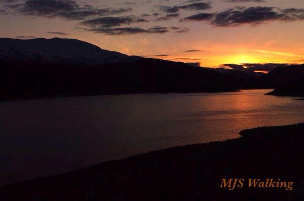 Scottish Loch by Mark Smith