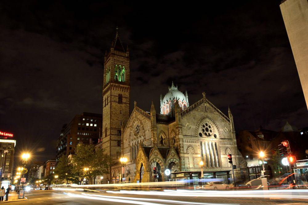 Boston church by boricua_ms