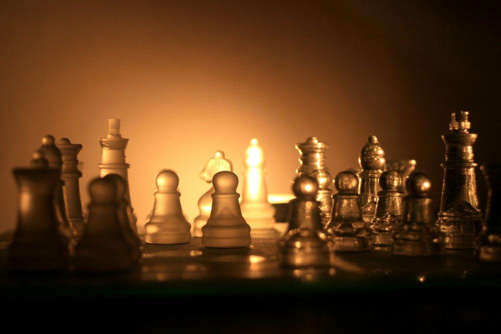 Chess by Amálie Chocholová
