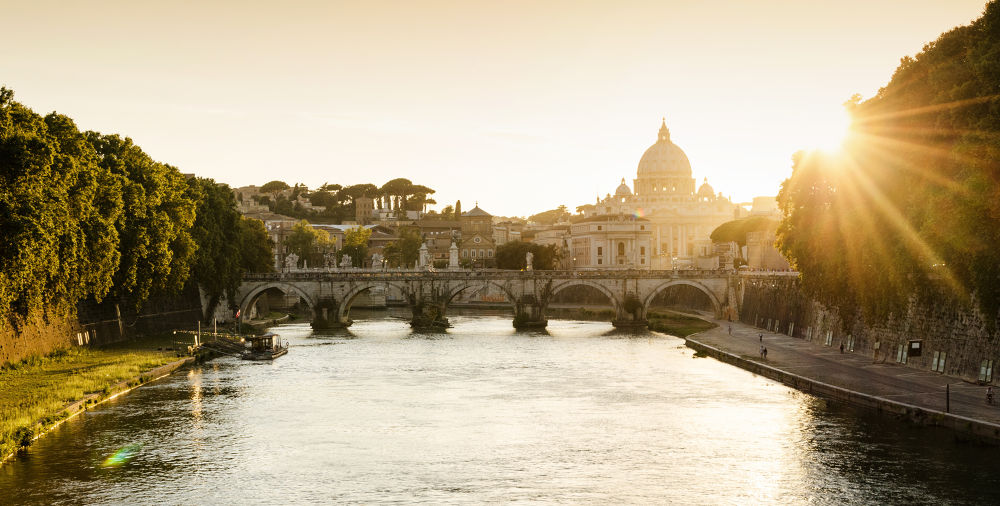 Rome by Sonia Garbelli