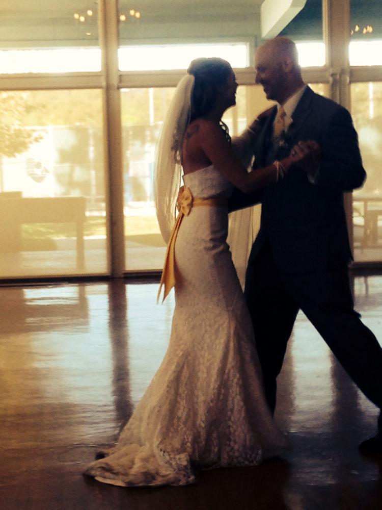 First Dance by Sam Jordan
