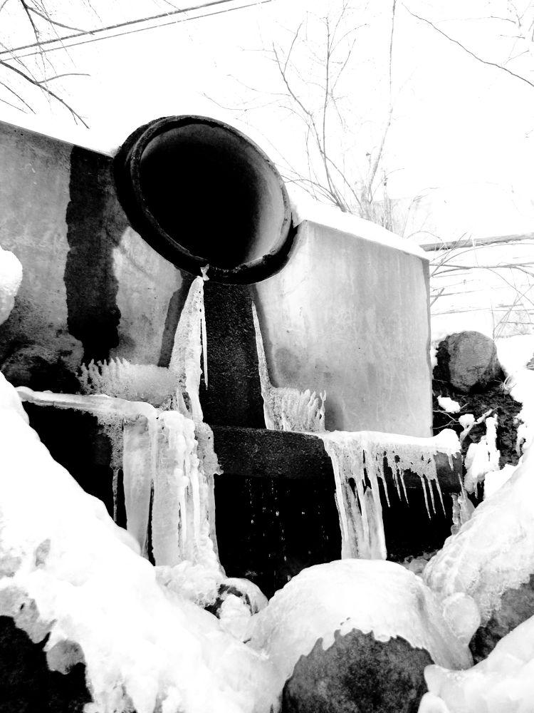 Ohio winter by shastasurrender