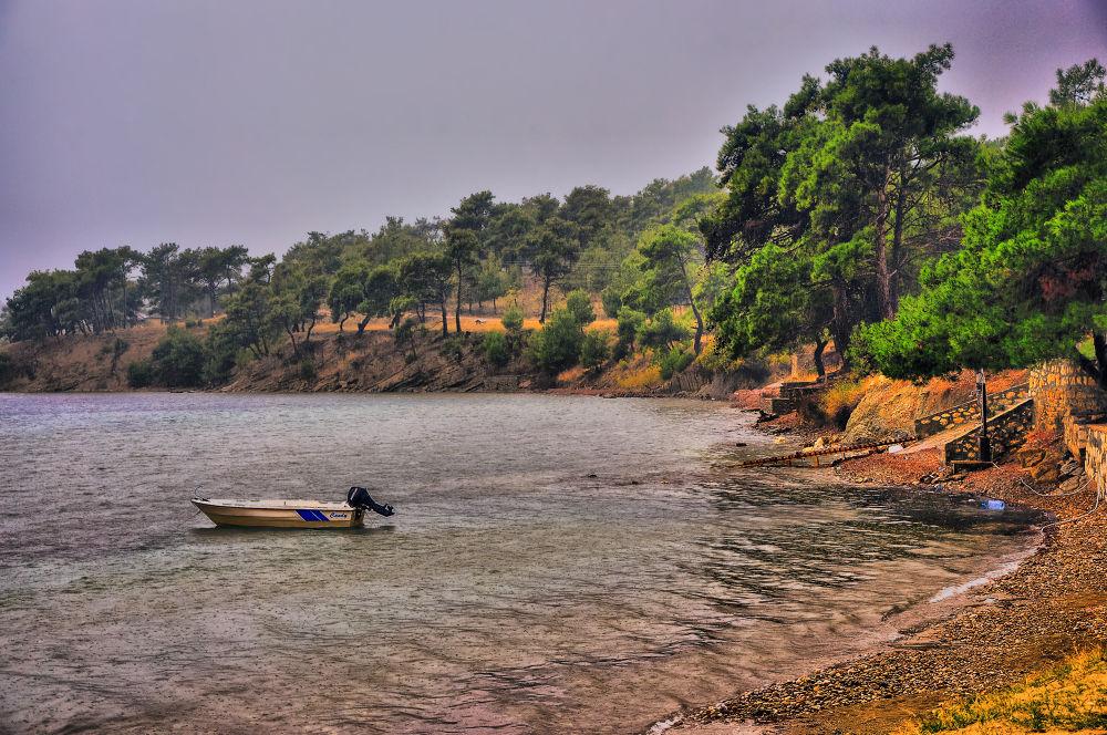 rain coming by baybora