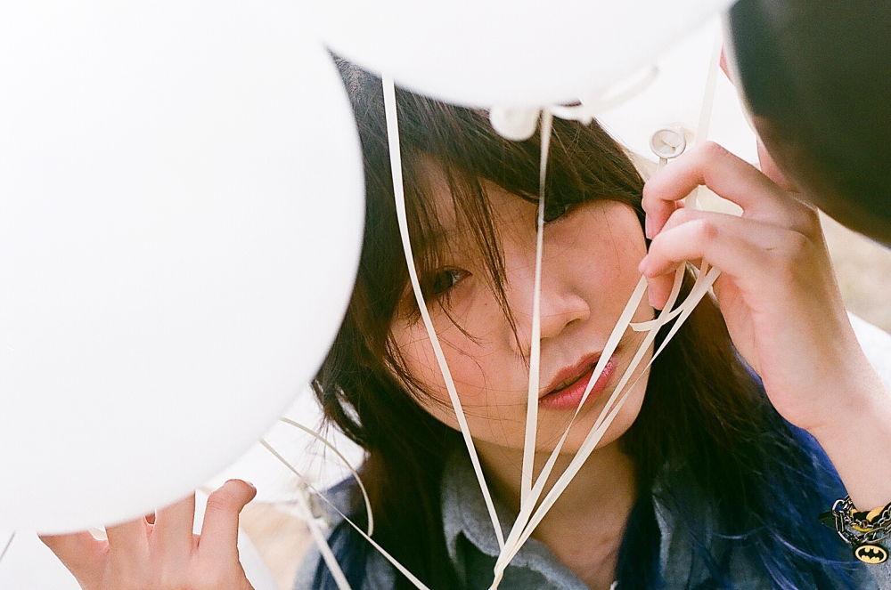 Ballon B&W by PH Ch