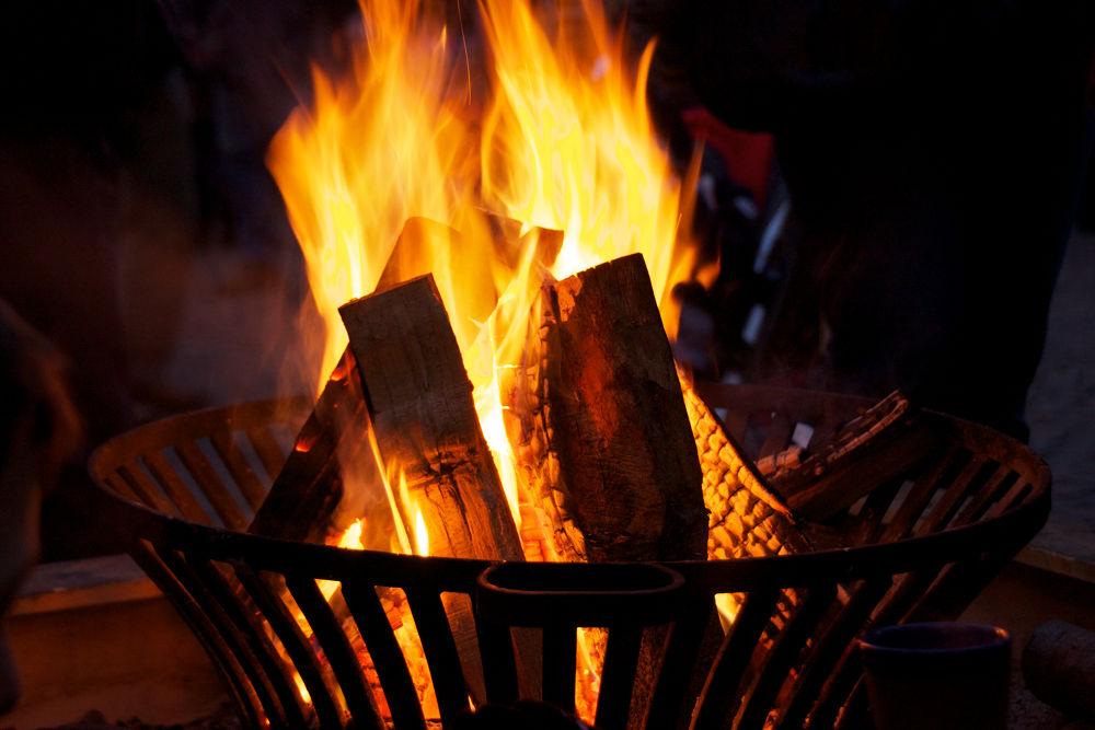 Fire in the Dark by Phillipp rnold