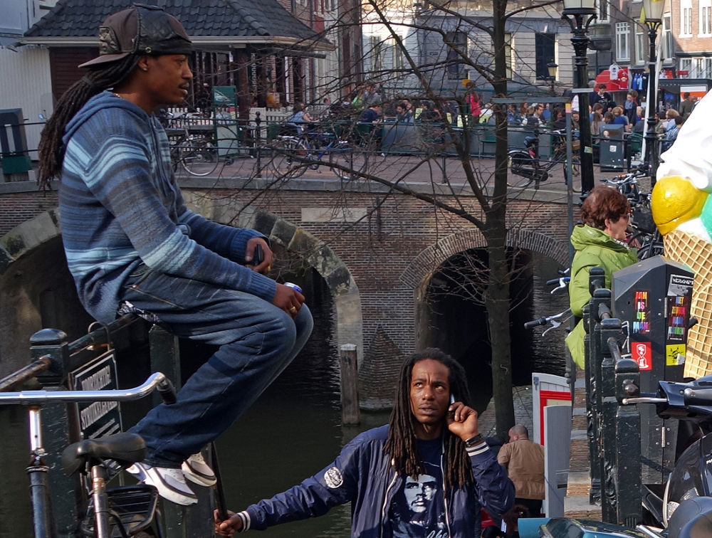 Spring in Utrecht by zwedendejong