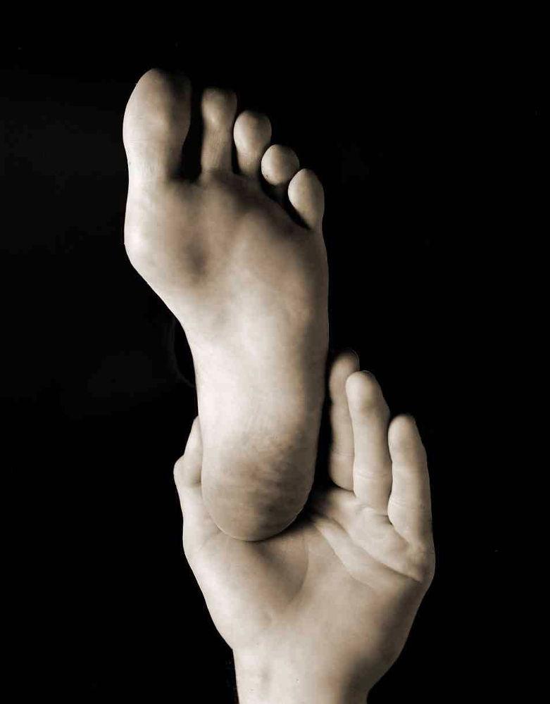 hand and foot by jackbarnosky