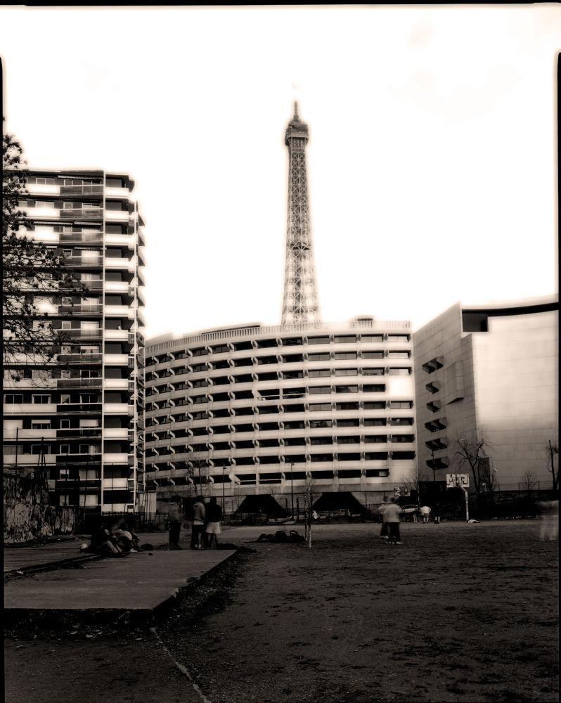 paris soccer by jackbarnosky
