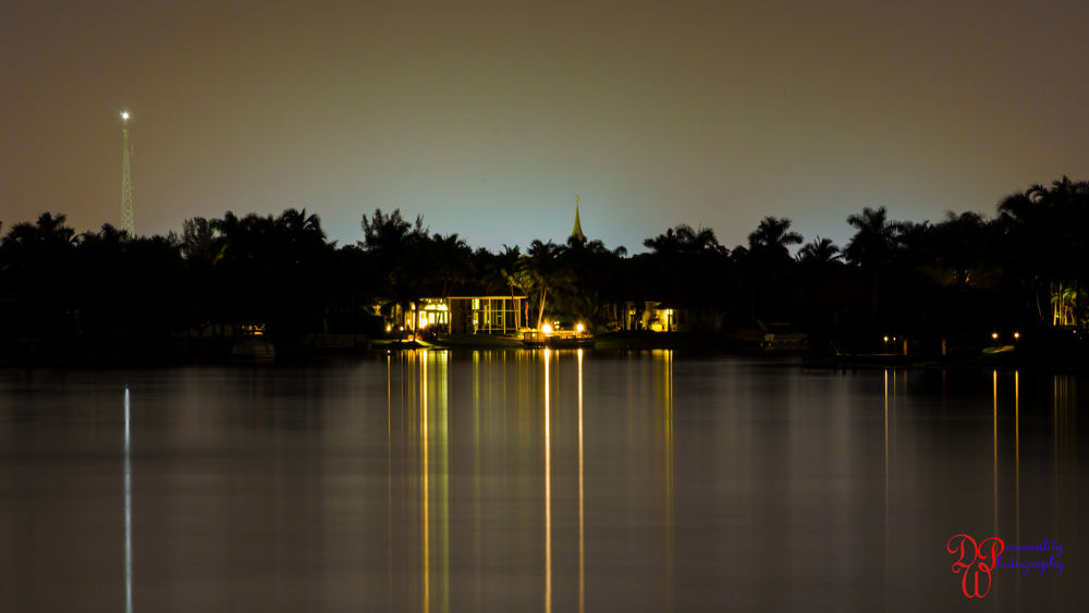 Long exposure by Dawin Welch