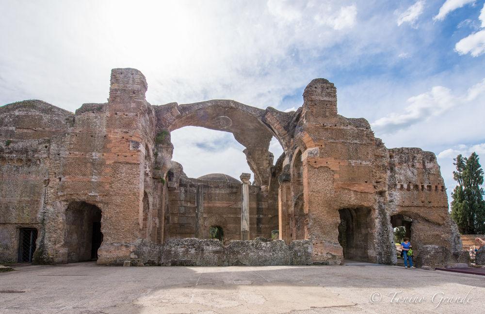Tivoli (Roma) Villa Adriana by Tonino Grande