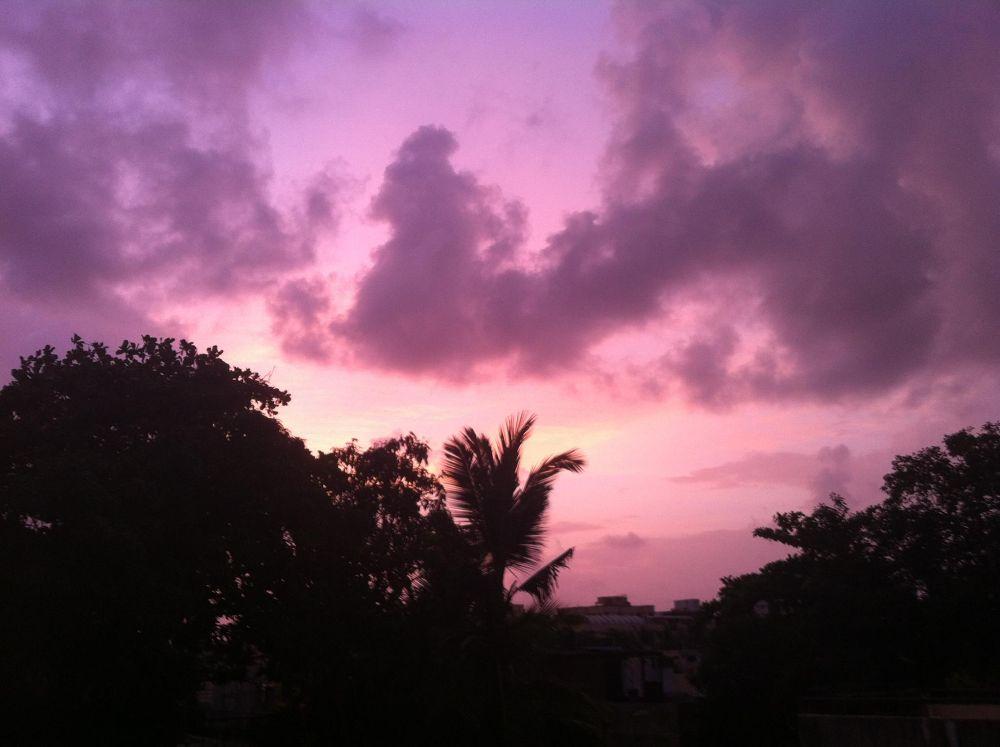 Trippy Sky !!! by Nayan Patel