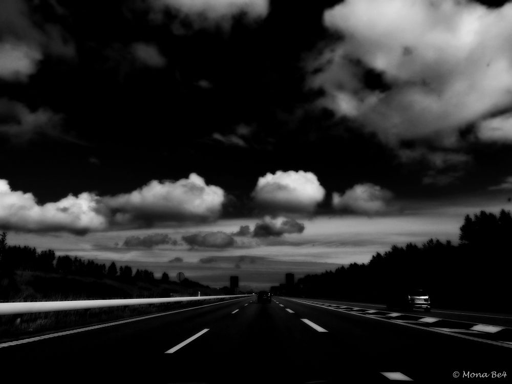 ..:long way under the Swedish sky:.. by MonaBe4