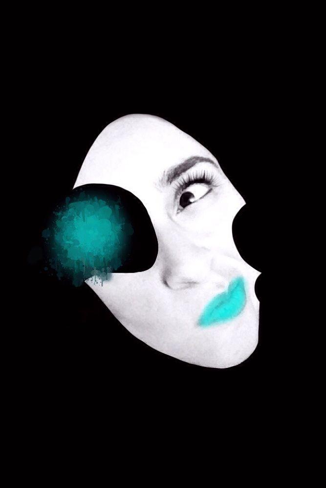 Ojo de color! by Patricia Larson