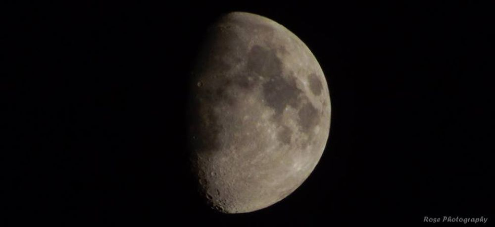 Beauty of the moon :) by Rosee warda