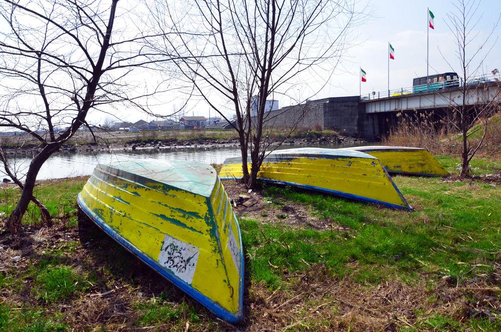 3 boat + 3 tree + 3 flag  !!! by Meysam Jafari