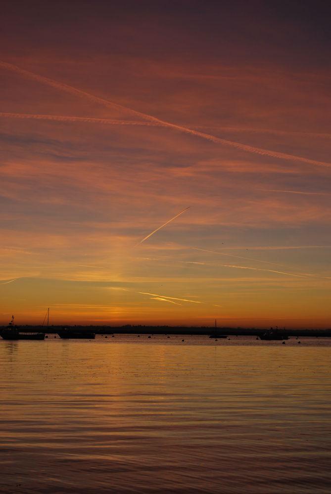 Mersea Island by ellie dawson