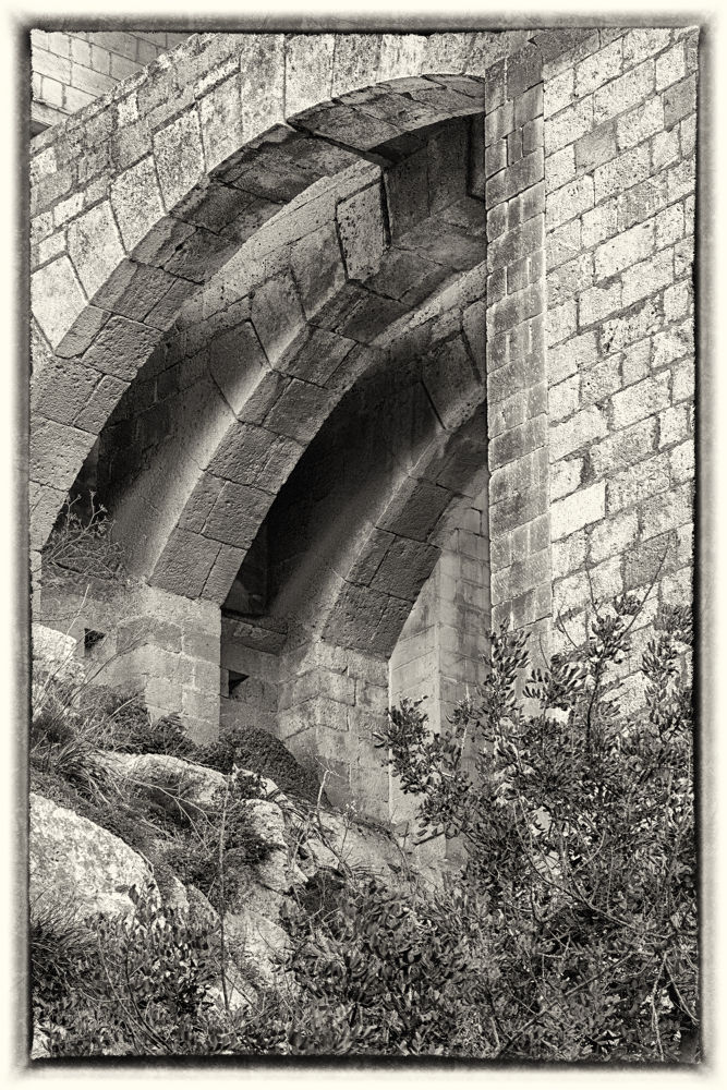 arches by Charlot Scicluna