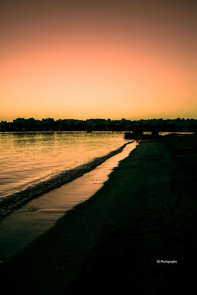 Sunset by Charlot Scicluna