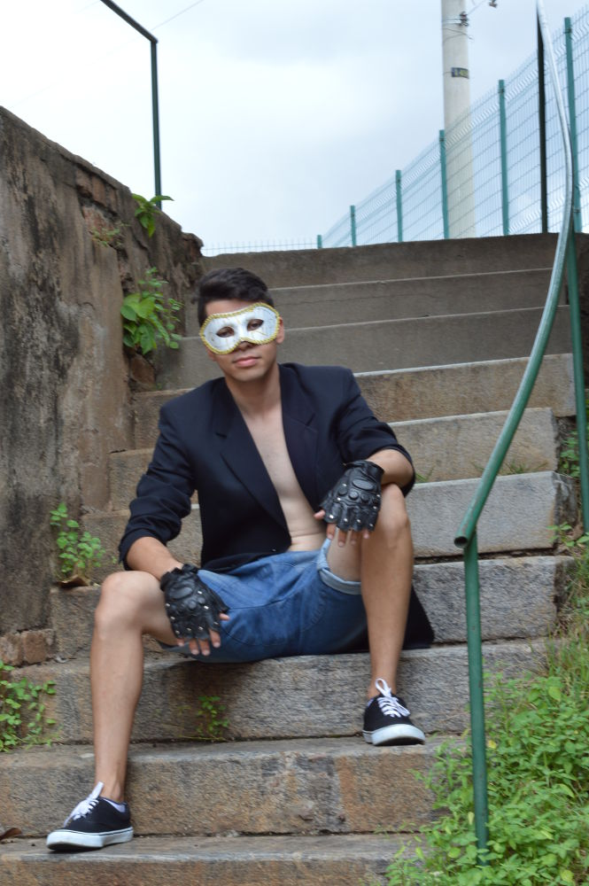 Boy in a stair by Braga Photography!