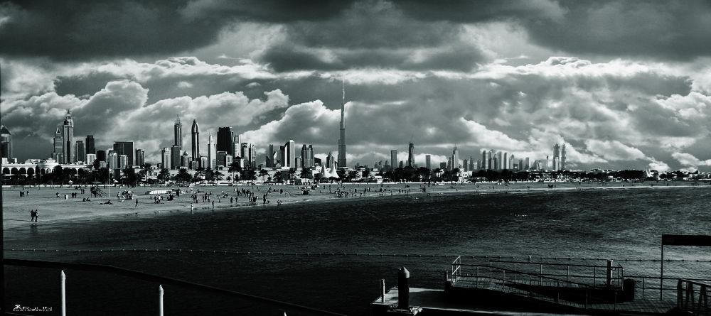 Grand View  by Arjun