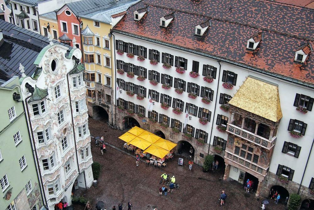 Innsbruck by Richard Holding