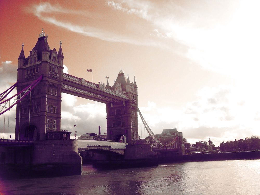 Tower Bridge, London, England. by SW Photography