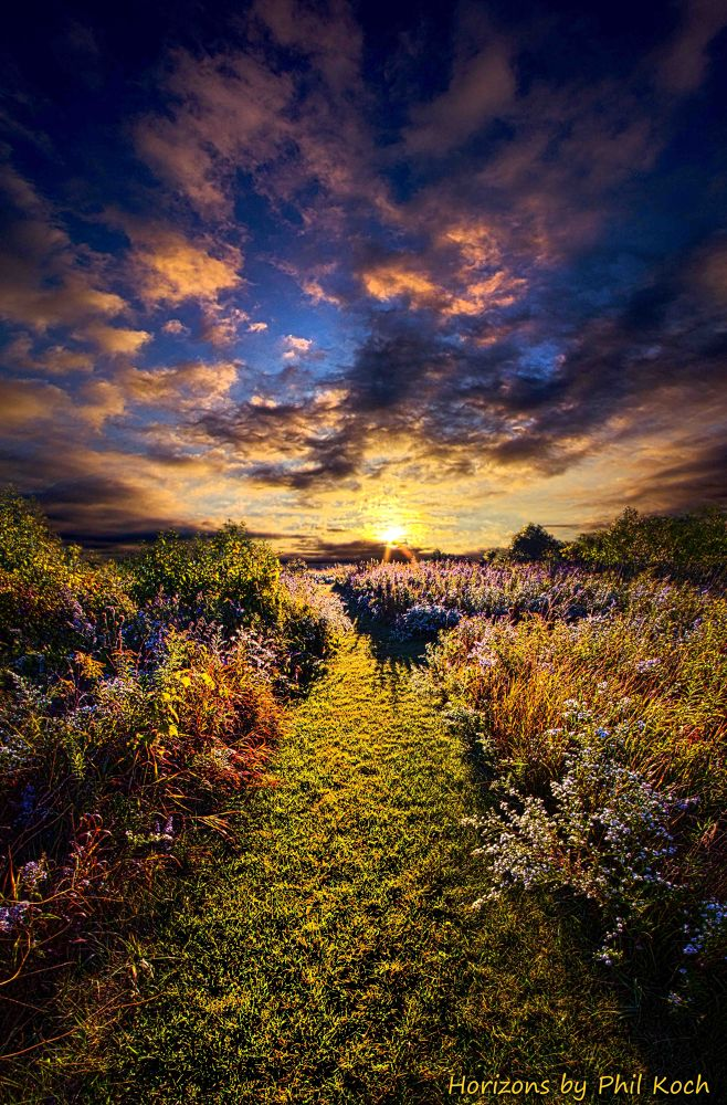 Wisconsin Trails  by PhilKoch