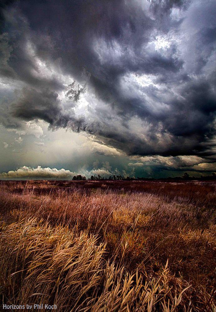 The Thunder Rolls  by PhilKoch