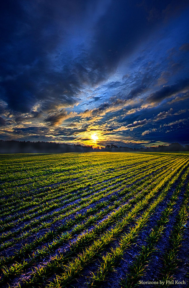 A Short Piece of Time  by PhilKoch