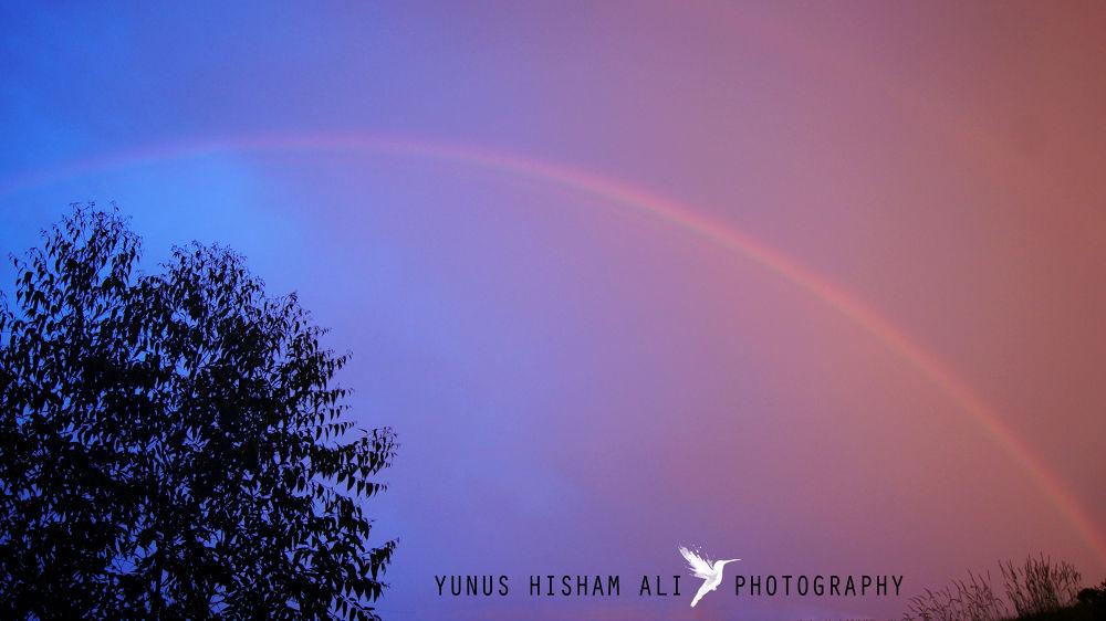 Rainbow by YUNUS HISHAM ALI