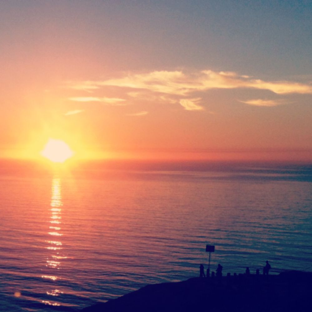 La Jolla cliffs, San Diego CA by ekimberlyphotography