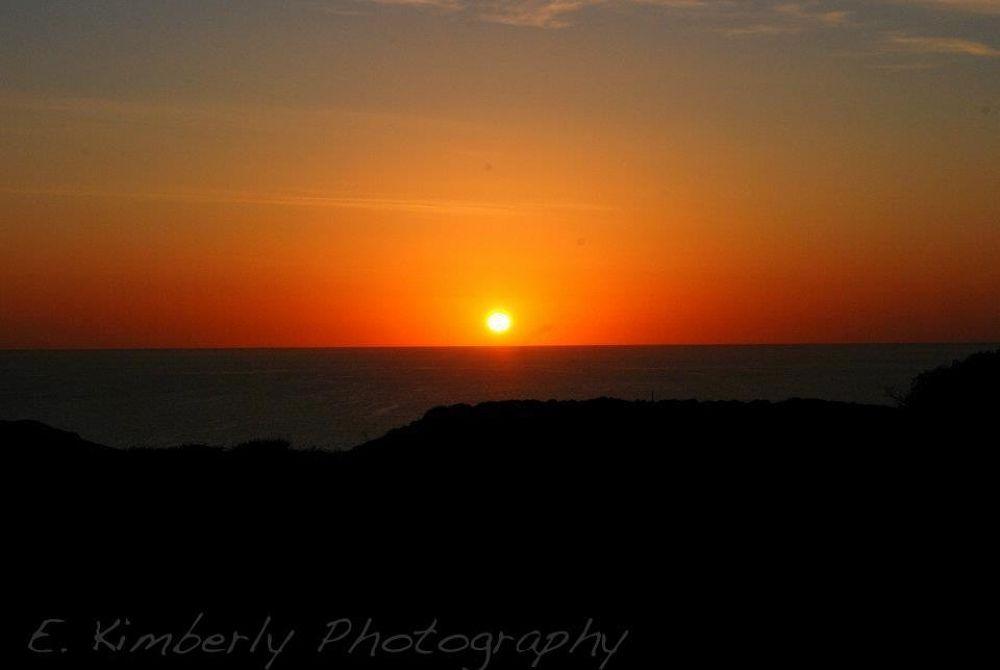 San Diego Sunset by ekimberlyphotography