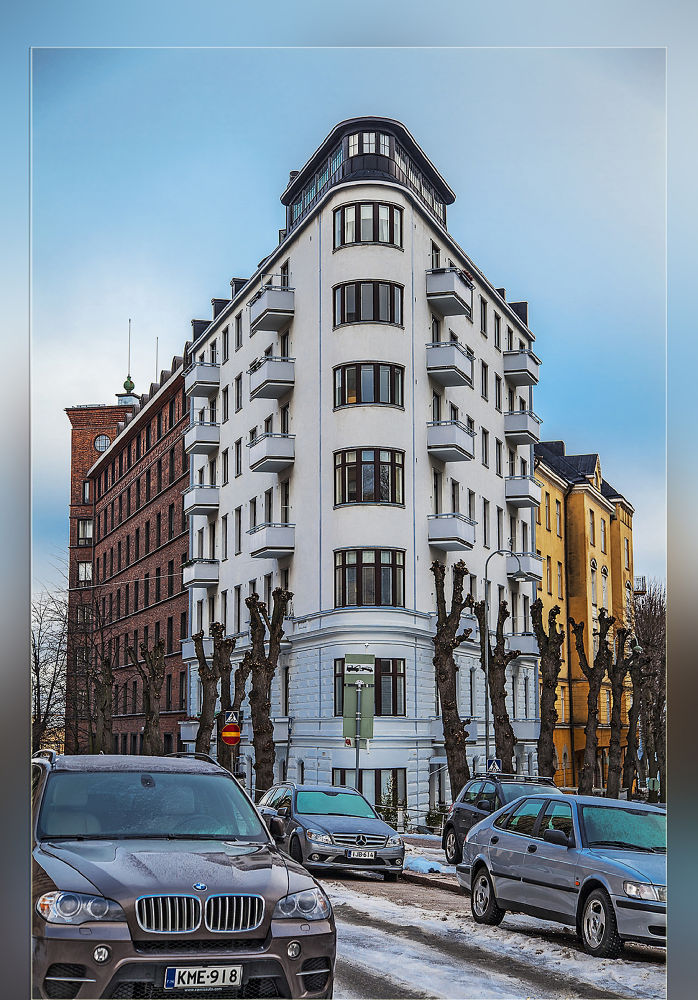 Helsinki by guruhindustani1