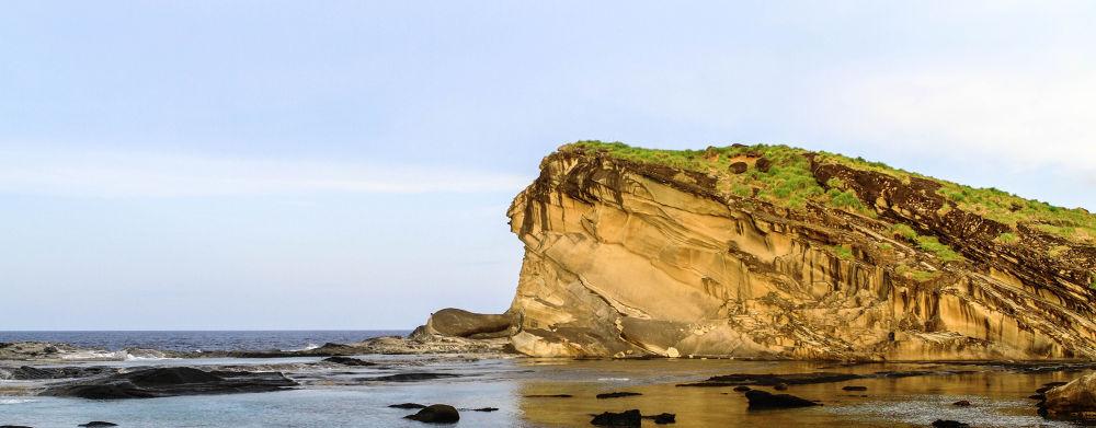 Biri Rock Formation by Gil de la Cruz Jr.