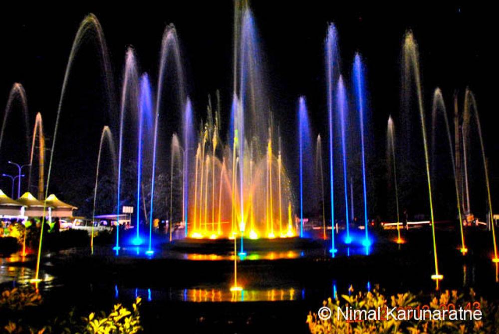 water by Nimal Karunaratne