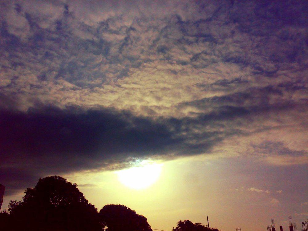 Sunset ♥ by Nashwa Murad