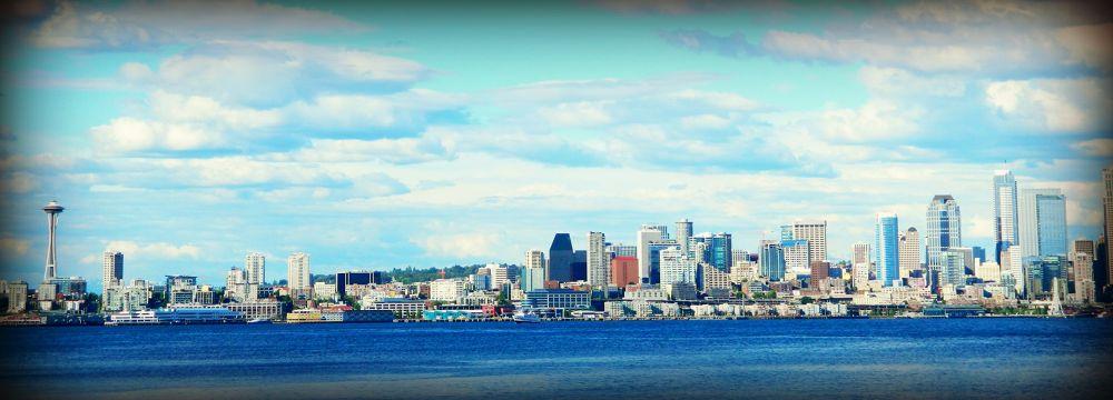 Seattle, Washington by Rebekah Abernathy