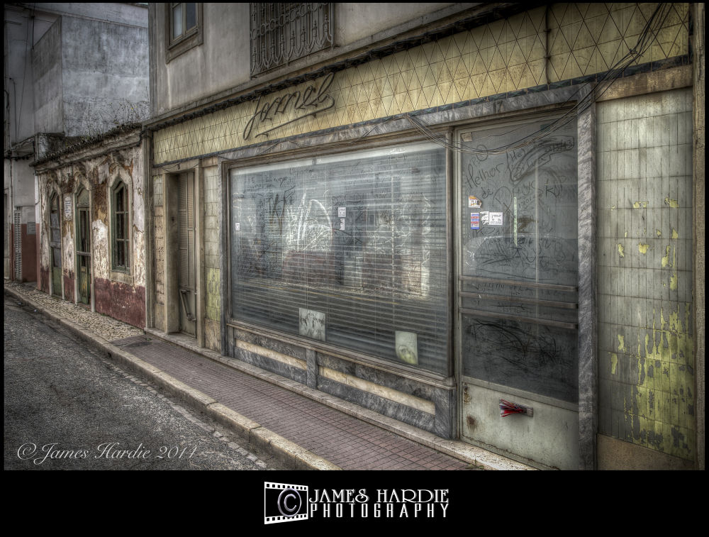 Open all Hours by James Hardie