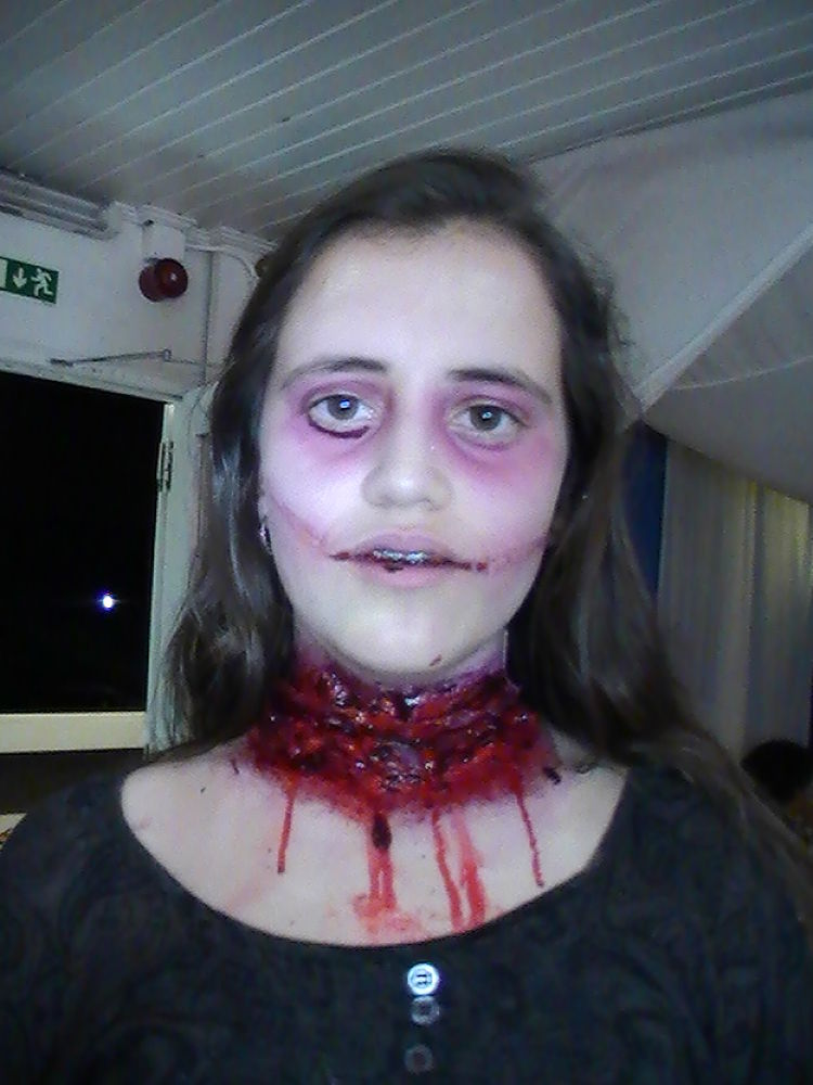 special effects Makeup by carlosviegas