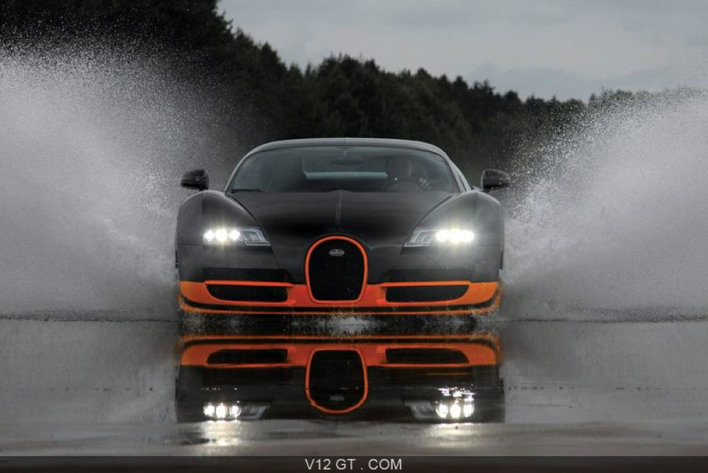 I Wake Up In A New Bugatti  ♥  by Salah Dissou