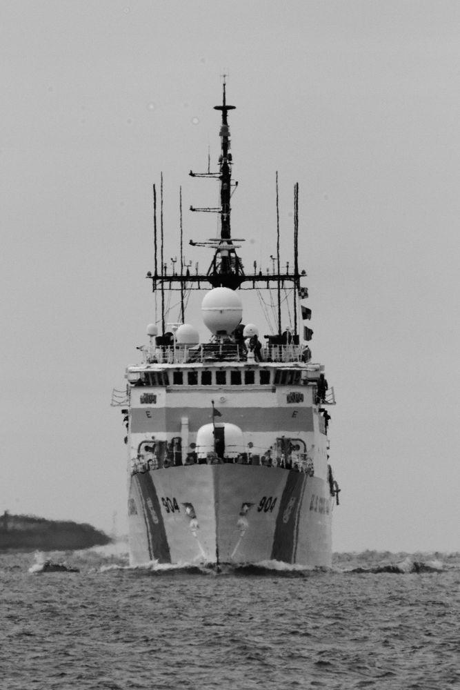 U. S. Coast Guard by Pete Federico