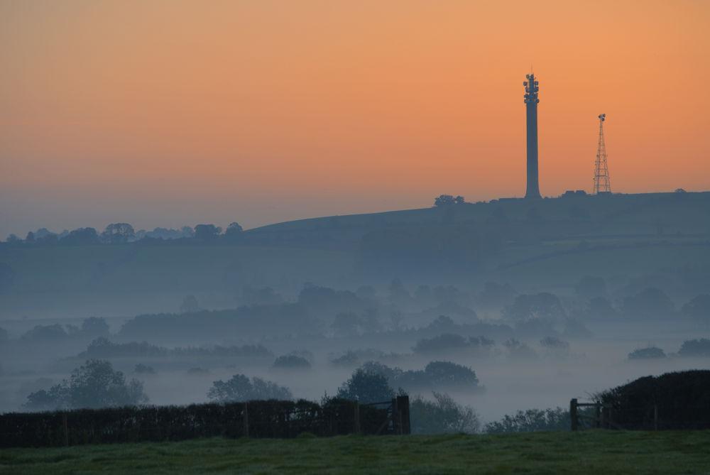 Northamptonshire Sunrise, England by Simon Harding