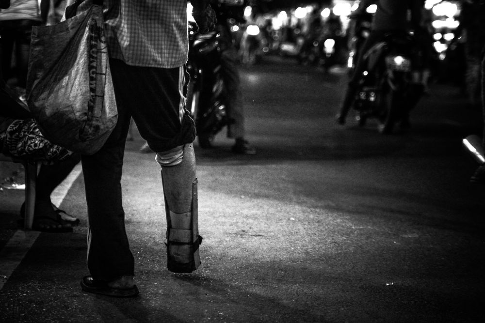 A step... by A M PhotoBox